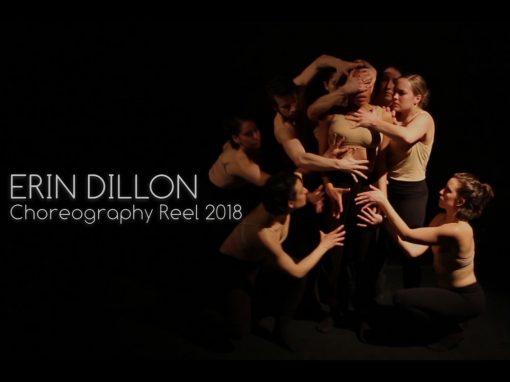 Choreography Reel 2018